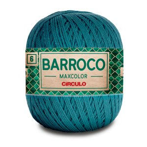 Barbante Barroco Maxcolor 6 Fios 200g Cor 2930