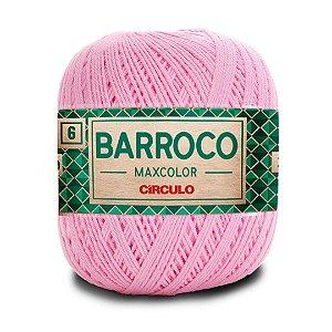 Barbante Barroco Maxcolor 6 Fios 200g Cor 3526