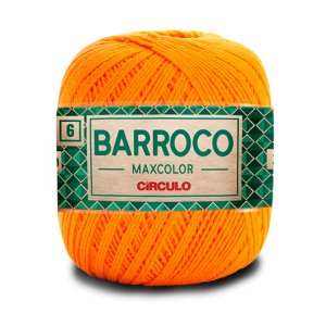 Barbante Barroco Maxcolor 6 Fios 200g Cor 4156