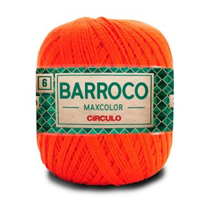 Barbante Barroco Maxcolor 6 Fios 200g Cor 4676