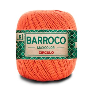 Barbante Barroco Maxcolor 6 Fios 200g Cor 4707