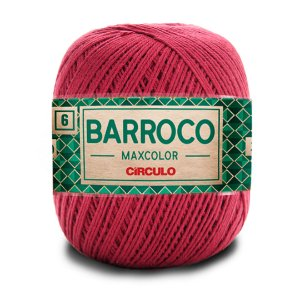 Barbante Barroco Maxcolor 6 Fios 200g Cor 7136