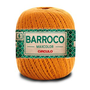 Barbante Barroco Maxcolor 6 Fios 200g Cor 7207