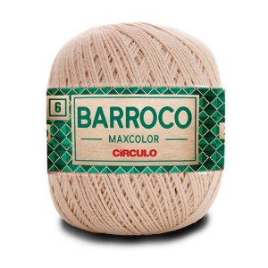 Barbante Barroco Maxcolor 6 Fios 200g Cor 7684