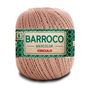 Barbante Barroco Maxcolor 6 Fios 200g Cor 7727