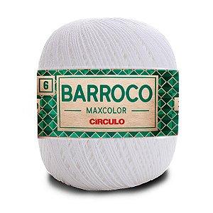 Barbante Barroco Maxcolor 6 Fios 200g Cor 8001