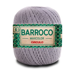 Barbante Barroco Maxcolor 6 Fios 200g Cor 8212