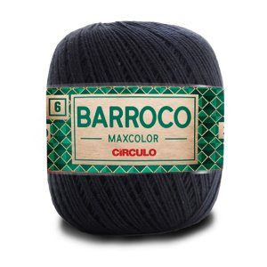 Barbante Barroco Maxcolor 6 Fios 200g Cor 8990