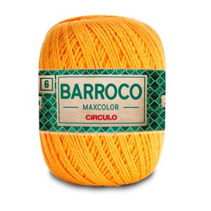 Barbante Barroco Maxcolor 6 Fios 400g Cor 1449