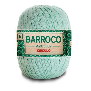 Barbante Barroco Maxcolor 6 Fios 400g Cor 2204