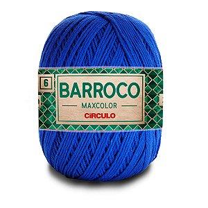 Barbante Barroco Maxcolor 6 Fios 400g Cor 2829