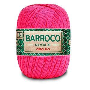 Barbante Barroco Maxcolor 6 Fios 400g Cor 3334