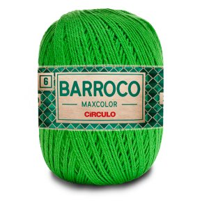 Barbante Barroco Maxcolor 6 Fios 400g Cor 5242
