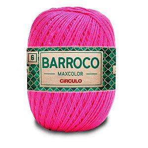 Barbante Barroco Maxcolor 6 Fios 400g Cor 6156