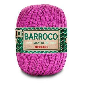 Barbante Barroco Maxcolor 6 Fios 400g Cor 6214