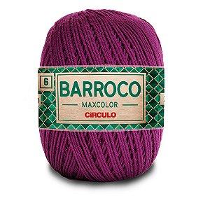 Barbante Barroco Maxcolor 6 Fios 400g Cor 6375