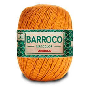 Barbante Barroco Maxcolor 6 Fios 400g Cor 7207