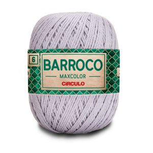 Barbante Barroco Maxcolor 6 Fios 400g Cor 8088