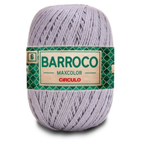 Barbante Barroco Maxcolor 6 Fios 400g Cor 8212