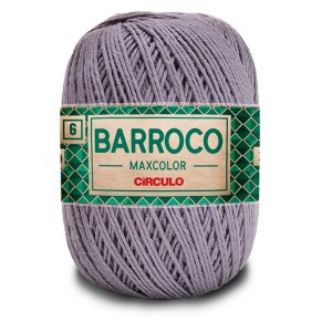 Barbante Barroco Maxcolor 6 Fios 400g Cor 8336