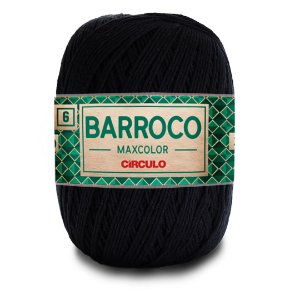 Barbante Barroco Maxcolor 6 Fios 400g Cor 8990