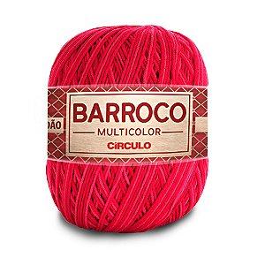 Barbante Barroco Multicolor 6 Fios 400g Cor 9153