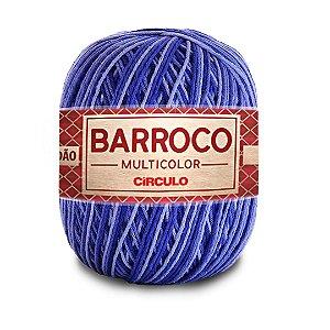 Barbante Barroco Multicolor 6 Fios 400g Cor 9172