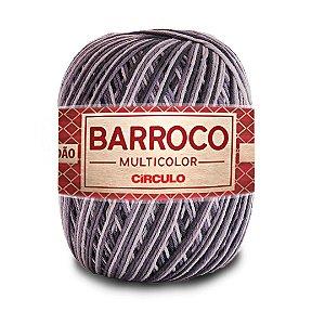Barbante Barroco Multicolor 6 Fios 400g Cor 9255