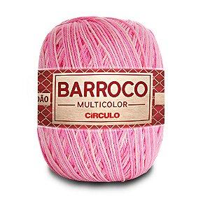 Barbante Barroco Multicolor 6 Fios 400g Cor 9284