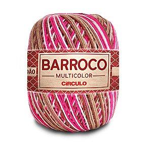 Barbante Barroco Multicolor 6 Fios 400g Cor 9306
