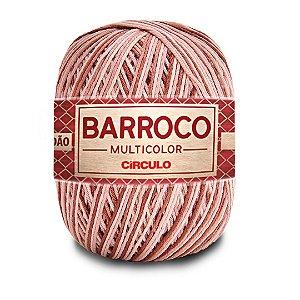 Barbante Barroco Multicolor 6 Fios 400g Cor 9360