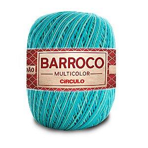 Barbante Barroco Multicolor 6 Fios 400g Cor 9397