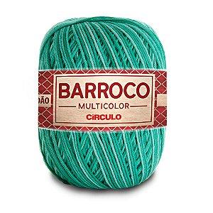 Barbante Barroco Multicolor 6 Fios 400g Cor 9440