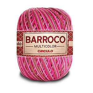 Barbante Barroco Multicolor 6 Fios 400g Cor 9461