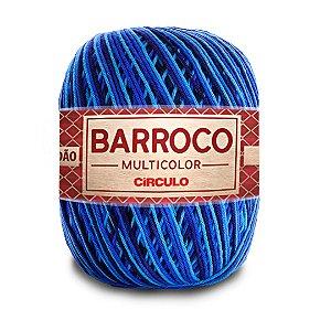 Barbante Barroco Multicolor 6 Fios 400g Cor 9482