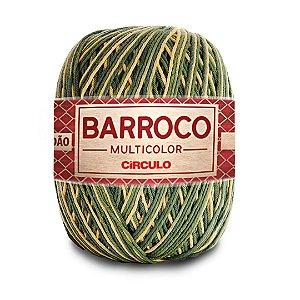 Barbante Barroco Multicolor 6 Fios 400g Cor 9519