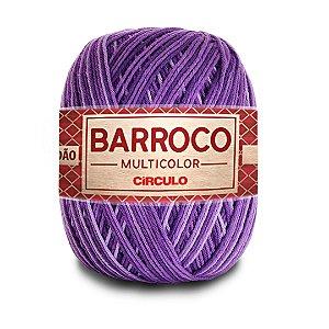 Barbante Barroco Multicolor 6 Fios 400g Cor 9563