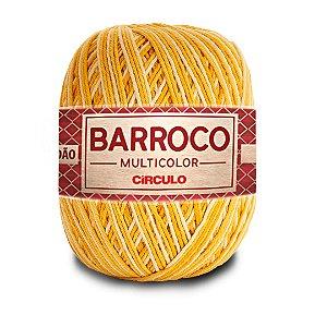 Barbante Barroco Multicolor 6 Fios 400g Cor 9621