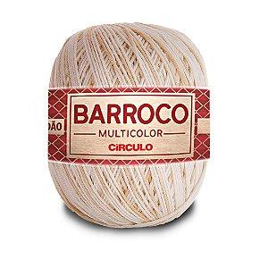 Barbante Barroco Multicolor 6 Fios 400g Cor 9900