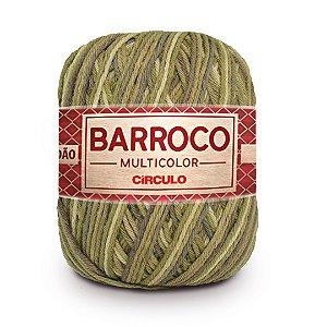 Barbante Barroco Multicolor 6 Fios 400g Cor 9935