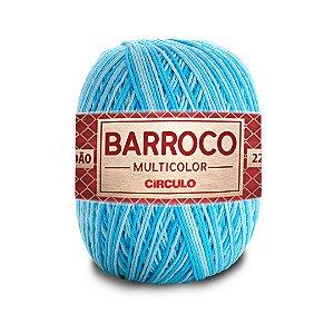 Barbante Barroco Multicolor 6 Fios 200g Cor 9113