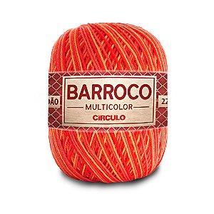 Barbante Barroco Multicolor 6 Fios 200g Cor 9157