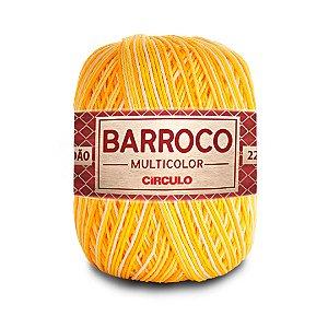 Barbante Barroco Multicolor 6 Fios 200g Cor 9368