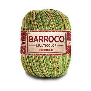 Barbante Barroco Multicolor 6 Fios 200g Cor 9392