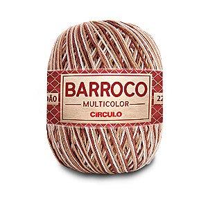 Barbante Barroco Multicolor 6 Fios 200g Cor 9687