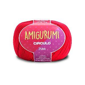 Fio Amigurumi 254m Cor 3528