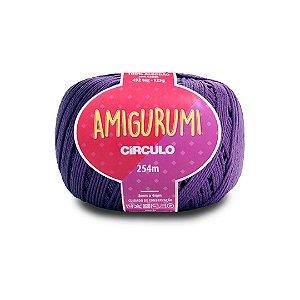 Fio Amigurumi 254m Cor 6201