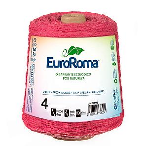 Barbante Euroroma Colorido 4 Fios 600g Cor 1070