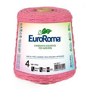 Barbante Euroroma Colorido 4 Fios 600g Cor 500
