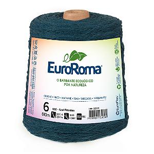 Barbante Euroroma Colorido 6 Fios 600g Cor 902